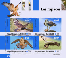 NIger   2019 Fauna   Birds Of Prey  S201903 - Niger (1960-...)