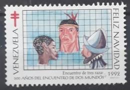 VENEZUELA 1992 Christmas. USADO - USED. - Venezuela