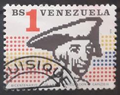 VENEZUELA 1978 The 200th Anniversary Of Venezuelan Unification. USADO - USED. - Venezuela