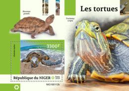 NIger   2019 Fauna Turtles  S201903 - Niger (1960-...)