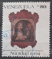 VENEZUELA 1994 Christmas. USADO - USED. - Venezuela