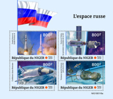 NIger   2019  Russian Space  S201903 - Niger (1960-...)