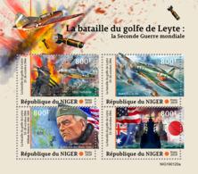 NIger   2019    The Battle Of Leyte Gulf , World War II  S201903 - Niger (1960-...)