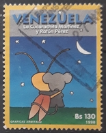 "VENEZUELA 1998 Children's Stories - ""Martinez Cockroach And Perez Rat. USADO - USED. - Venezuela"