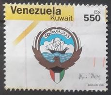 VENEZUELA 2000 Organization Of Petroleum Exporting Countries Conference, Caracas. USADO - USED. - Venezuela
