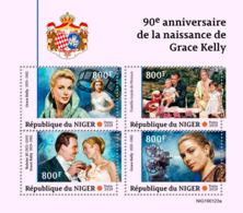 NIger   2019     Grace Kelly  ,actor  S201903 - Niger (1960-...)