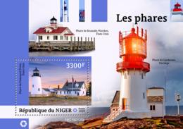 NIger   2019   Lighthouses  S201903 - Niger (1960-...)