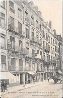 NANTES - Maisons Du XVIIIe Siècle Sur Le Quai De La Fosse - Nantes
