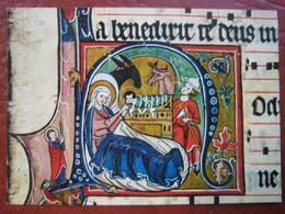 Düsseldorf - Universitätsbibliothek: Christi Geburt Aus Handschrift (Antiphonale) Aus Kloster Paradiese Bei Soest - Duesseldorf
