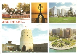 AE - Abu Dhabi : The Old And New Face Of The Gulf - Ed. Awni - Hadarah N° 109 (circ. 2002) - [Abou Dabi] - Verenigde Arabische Emiraten