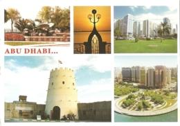 AE - Abu Dhabi : The Old And New Face Of The Gulf - Ed. Awni - Hadarah N° 109 (circ. 2002) - [Abou Dabi] - Emirati Arabi Uniti