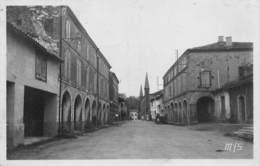 TARN ET GARONNE  82  SAINT AIGNAN   RUE DE LA POSTE - Francia