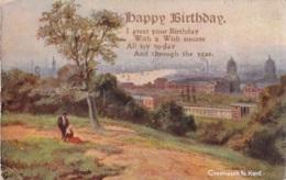 Happy Birthday Greenwich N.Kent - Angleterre