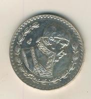 Mexiko, Peso, 1966, Mexico City, Silber (37) - Mexiko