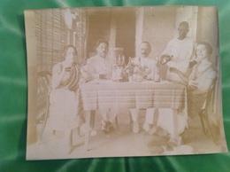 Haute Volta Ouagadougou 1928 Photographie, Sans Timbre , Colons - Alto Volta (1920-1932)