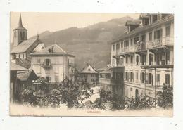 Cp, SUISSE ,  FR ,CHARMEY ,lib. Morel,  Vierge ,  Dos Simple - FR Fribourg