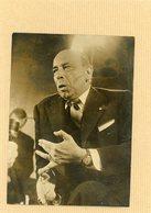 Photo Originale.  Le Général  HUMBERTO DELGADO  Militaire Homme Politique Du  PORTUGAL  En 1961 - Guerre, Militaire