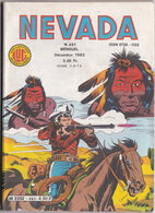 NEVADA 461. Décembre 1985 - Nevada