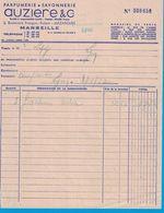 1932 PARFUMERIE SAVONNERIE AUZIERE & Cie 2 BOULEVARD FRANCOIS ROBERT MAZARGUES MARSEILLE - France