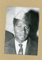 Photo Originale.  SEKOU TOURE Président De La  GUINEE  En 1970 - Guerre, Militaire