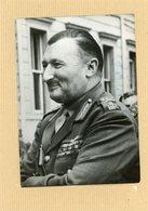 Photo Originale.  Le Général  SIR CHARLES KEIGHTLEY  Commandant Les Franco-anglaises En  EGYPTE  En 1956 - Guerre, Militaire