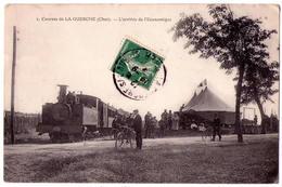 """5227 - La Guerche Sur L'Aubois ( 18 ) - Courses De La Guerche ( L'arrivée De """" L'Economique """" ) - E.M. N°1 - - La Guerche Sur L'Aubois"""