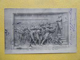 PARIS. Le Monument De Victor Hugo. Le Bas Relief. - Statues