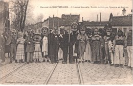 FR34 MONTPELLIER - Carnaval - L'aurore Nouvelle - Animée - Belle - Carnaval