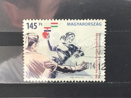 Hongarije / Hungary - EK Handbal (145) 2014 - Gebruikt