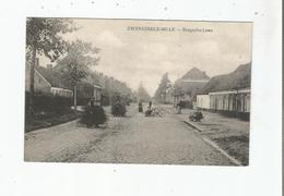 ZWEVEZEELE HILLE (ZWEVEZELE  WINGENE)   BRUGSCHE -LAAN 1918 - Wingene