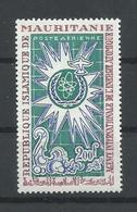 MAURITANIA YVERT AEREO   68   MNH  ** - Mauritania (1960-...)