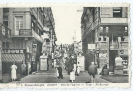 Blankenberge - Blankenberghe - Escalier - Rue De L'Eglise - Trap - Kerkstraat - Albert No 6 - 1947 - Blankenberge
