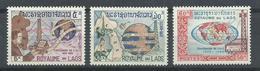 LAOS YVERT  114/16    MNH  ** - Laos