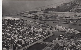 OOSTENDE / PANORAMA / LUCHTOPNAME HAVEN - Oostende