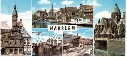 1966 CARTOLINA X ITALIA - Haarlem