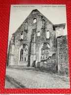 VILLERS LA VILLE  -  Ruines De L'Abbaye De Villers  -  Le Réfectoire, Pignon Méridional - Villers-la-Ville