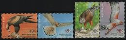 Australien 2001 - Mi-Nr. 2080-2083 ** - MNH - Vögel / Birds (II) - 2000-09 Elizabeth II