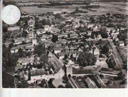 18 - Très Belle Carte Postale Semi Moderne De   LURY SUR ARNON  Vue Aérienne - France