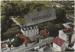 CPSM Maurecourt Le Chateau  Itasse - Maurecourt