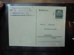 3eme REICH 1940 - Briefe U. Dokumente