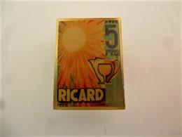PINS RICARD AVEC 5 VOLUMES D'EAU / 33NAT - Beverages