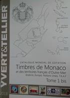 CatalogueTimbres De Monaco Et Des Dom-Tom Yvert & Tellier 2018 - Stamp Catalogues
