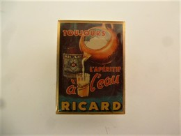 PINS RICARD TOUJOURS L'APERITIF A L'EAU / 33NAT - Beverages