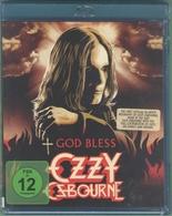 BLU RAY DISC OZZY OSBOURNE GOD BLESS NEUF SOUS BLISTER TRES RARE - DVD Musicales