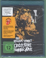 BLU RAY DISC THE ROLLING STONES CROSSFIRE HURRICANE NEUF SOUS BLISTER & RARE - Musik-DVD's