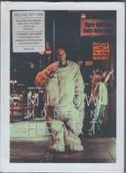 CD DELUXE EDITION MILOW MODERN HEART NEUF SOUS BLISTER & RARE - Rock
