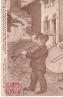 Carte Postale Ancienne Voyagée—CPA—Fête Cantonale Des Musiques—Martigny—1906 - VS Valais