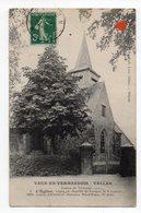 02488-LE-02-VAUX-EN-VERMANDOIS--VALLES-L' Eglise,érigée Enchapelle De Secours,le 9 Janvier 1860,annexe D' Etreillers - Autres Communes