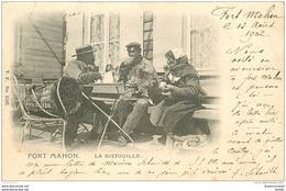 80 FORT MAHON. La Bistouille 1902. Poissons Et Crustacés Métiers De La Mer Pêcheurs - Fort Mahon