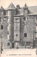 Landerneau (29) - Maison De La Duchesse Anne - Landerneau